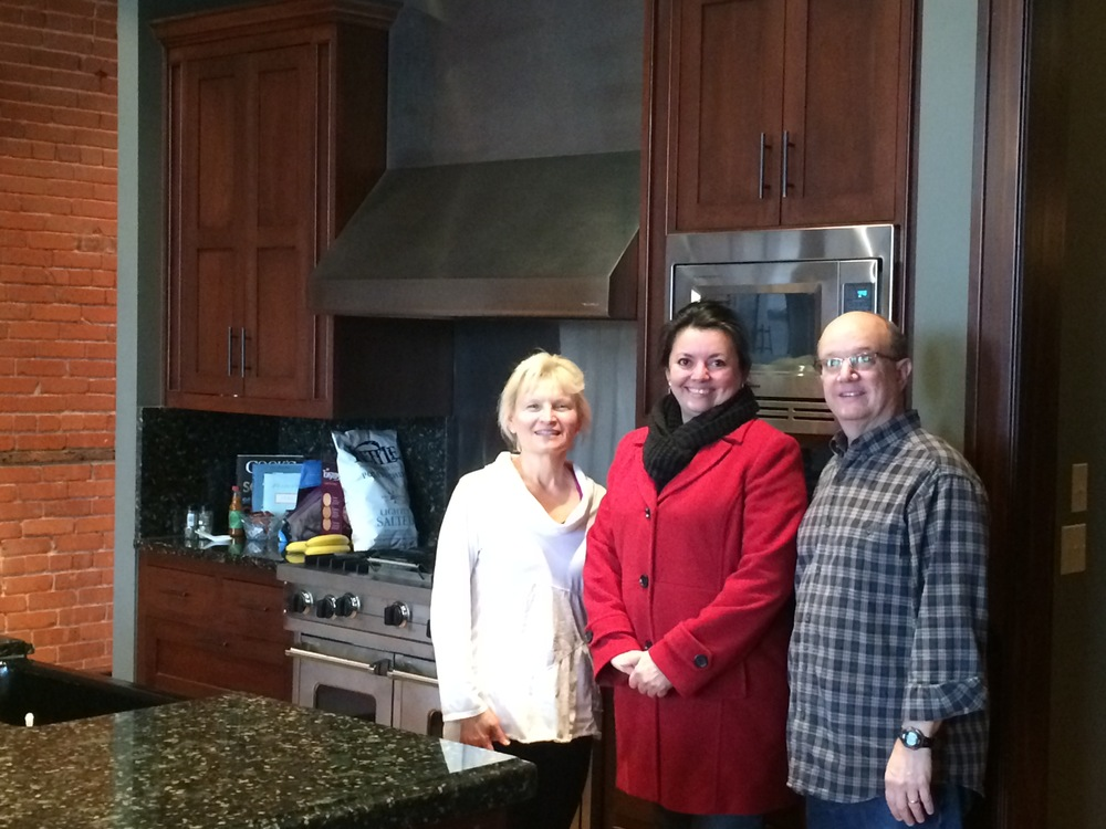 Norma Miess - 2015 Oklahoma Vist