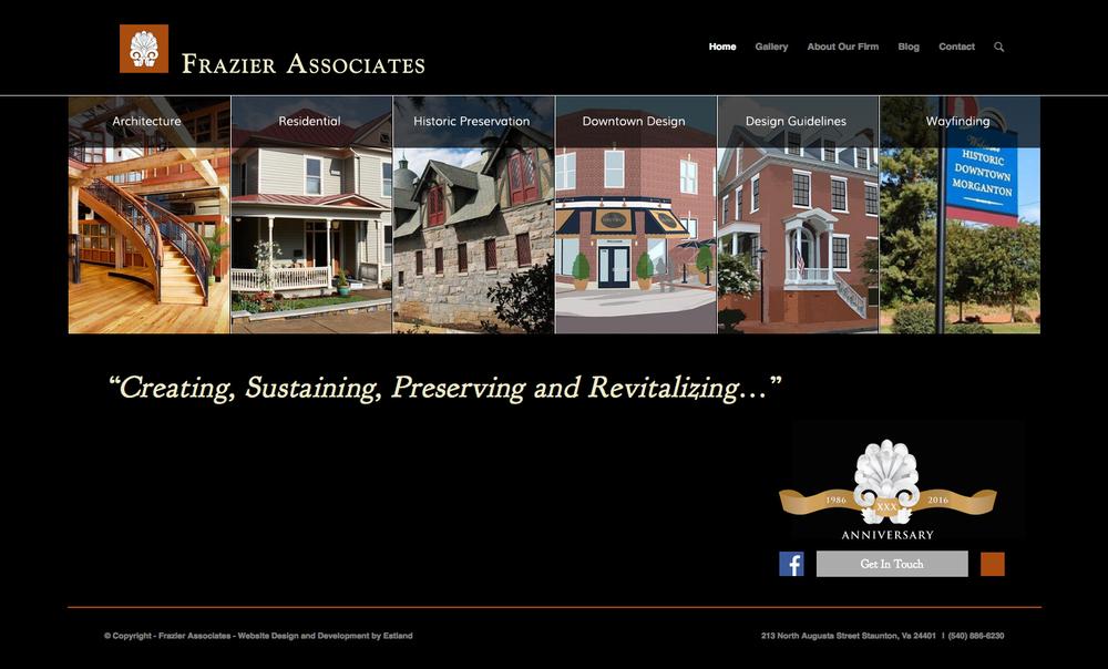 Frazier Associates- Architecture & Wayfinding -