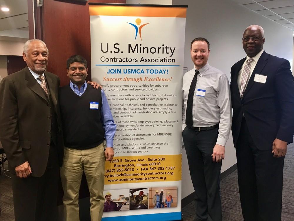 U.S. Minority Contractors Association   USMCA Meeting 2018