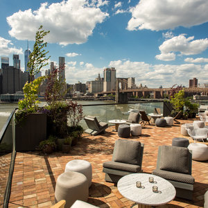1 Hotel Brooklyn > INC Architecture & Design NYC