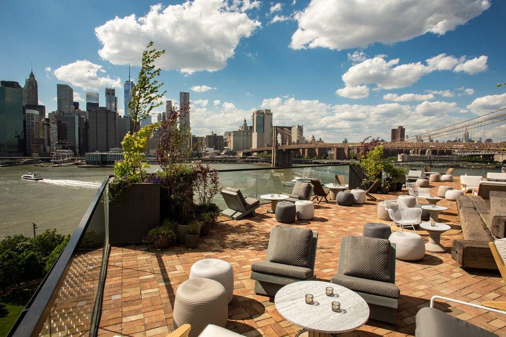 1 Hotel Brooklyn, Wavebreaker Chair, Lightweight Concrete Chair, Lightweight Concrete, Hospitality Furniture, Lightweight Concrete, Lightweight Concrete Furniture, Modern Furniture, Modern Adirondack, Patio Furniture, Outdoor Concrete, Outdoor Furniture