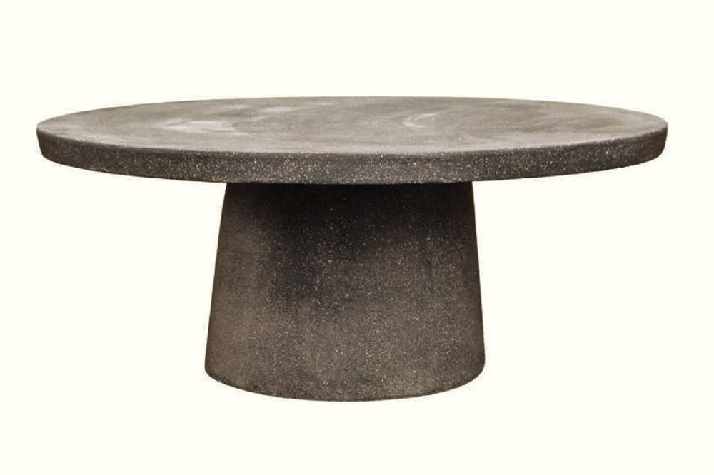 HIVE COCKTAIL TABLE | Unexpectedly Light Concrete Outdoor