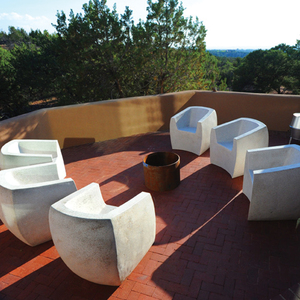 PRIVATE RESIDENCE, SANTA FE, NM > MOSS COLLECTION